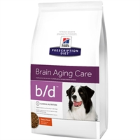 Hills Prescription Diet Canine b/d Brain Ageing Care